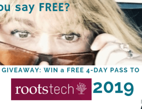 My Rootstech 2019 GIVEAWAY!